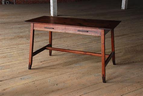 Fine woodworking desk Image