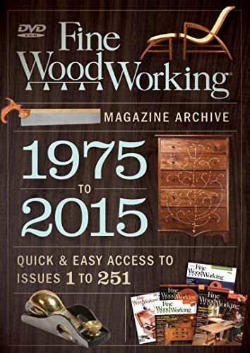 Fine woodworking magazine archive Image
