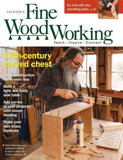 Fine woodworking magazine discount Image