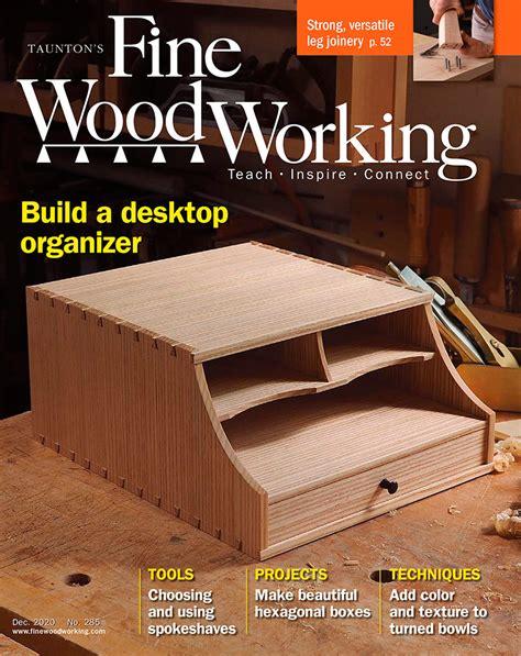 Fine woodworking magazine online Image