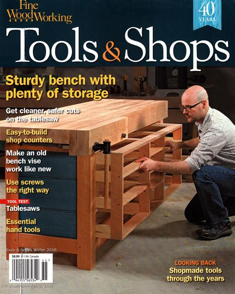 Fine woodworking magazine plans Image