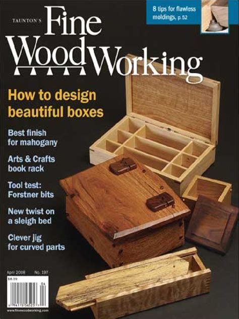 Fine woodworking pdf Image