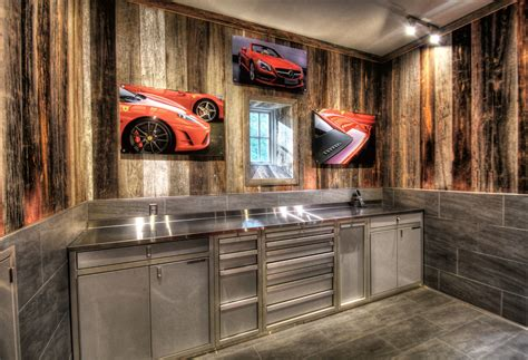 Finished Garages Interior Make Your Own Beautiful  HD Wallpapers, Images Over 1000+ [ralydesign.ml]