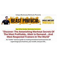 Buying finisher drills beast protocol