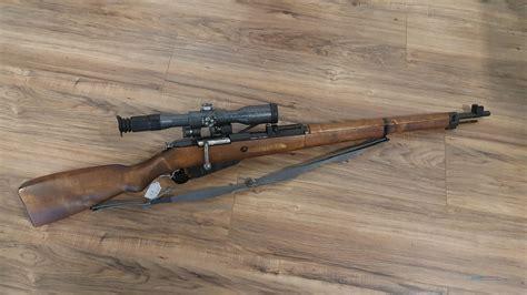 Finnish M39 Sniper Rifle