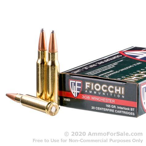 Fiocchi 308 Ammo