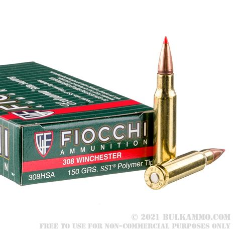 Fiocchi 308 Sst Ammo Review