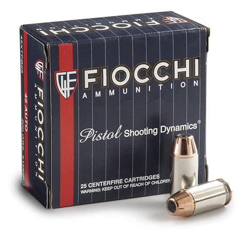 Fiocchi 9mm 124 Gr Jhp Ammo
