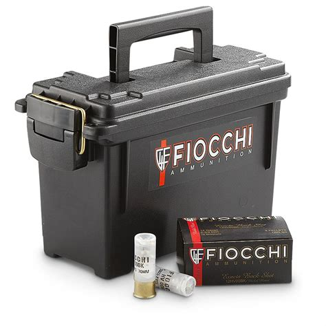 Fiocchi Exacta High-Velocity 12 Gauge 2 3 4 00
