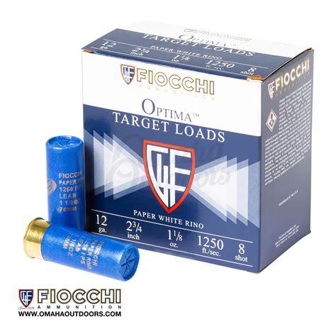 Fiocchi Paper Shotgun Shells