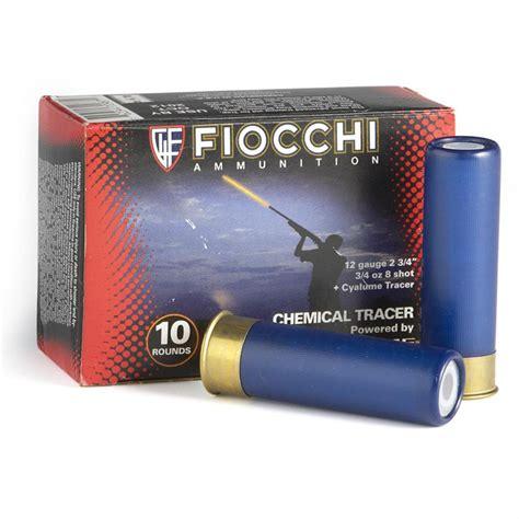 Fiocchi Shotgun Cartridges Uk