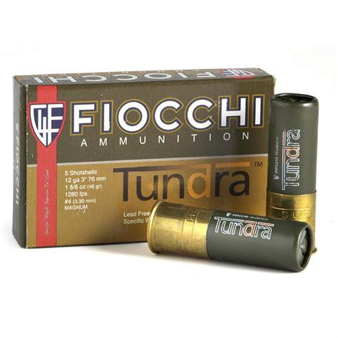 Fiocchi Shotgun Shells Bulk