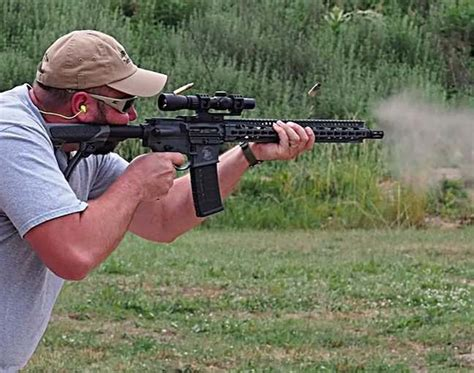 Fire Rate Of Ar 15
