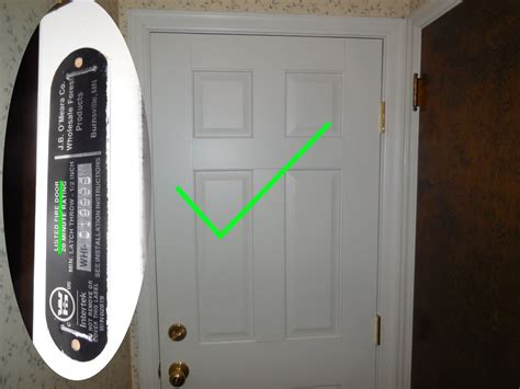 Fire Rated Garage Entry Door Make Your Own Beautiful  HD Wallpapers, Images Over 1000+ [ralydesign.ml]