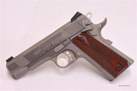 FIREARM REVIEW Colt 1911 XSE Combat Commander 45