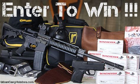 Firearm Giveaway Contests