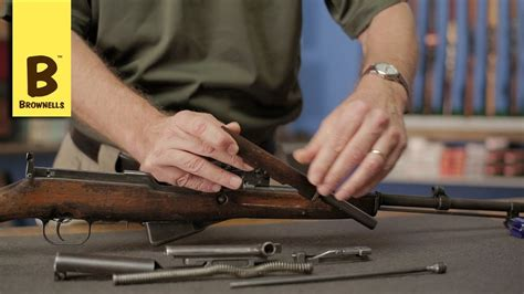 Firearm Maintenance SKS Disassembly Part 1 4