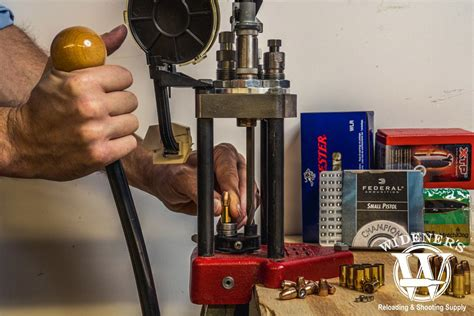 Firearm Reloading Equipment Supplies And - Sinclair