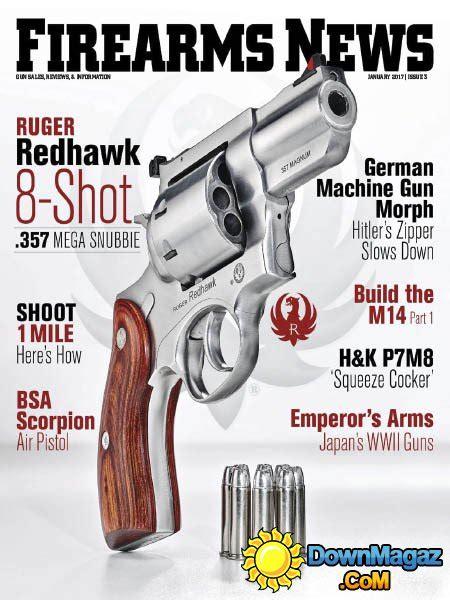 Firearms News Volume 71 Issue 3 2017 Firearms