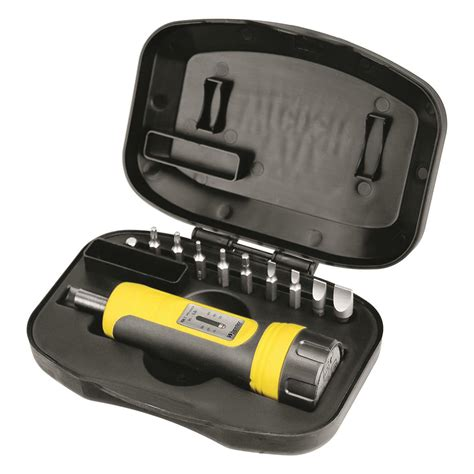 Firearms Accurizing Torque Wrench