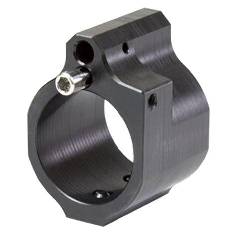 Firearms Block Gas Low Steel Ar15 750 Black Profile Radical