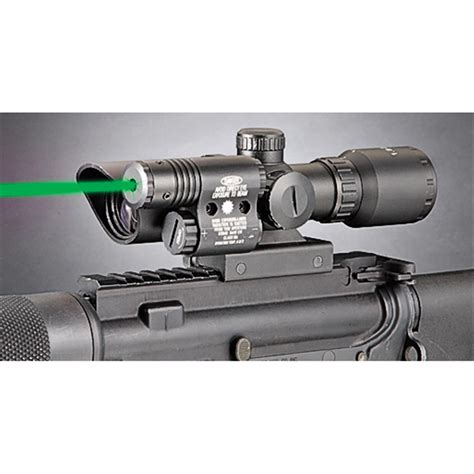 Firefield 1 55x32 Rifle Scope With Green Laser