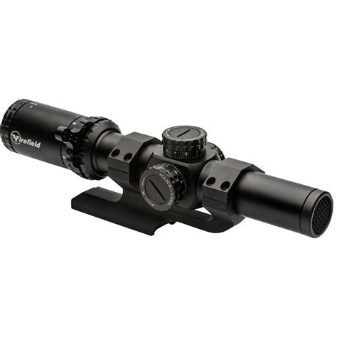 Firefield 16x24 Tactical 30mm Rifle Scope Review