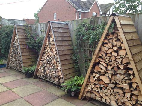 Firewood storage diy Image