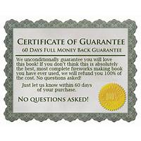 Fireworks & pyro projects ebook experience