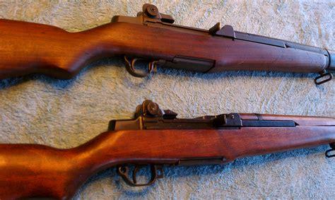Firing Replica M1 Garand