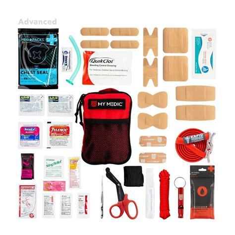 First Aid Kits First Aid Supplies Mymedic