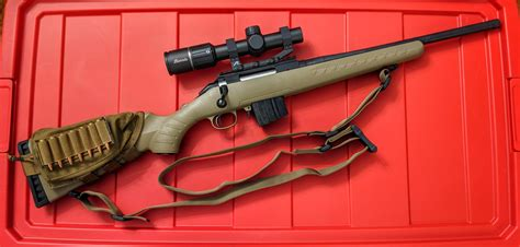 First Bolt Action Rifle
