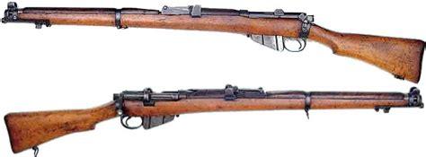 First British Bolt Action Rifle