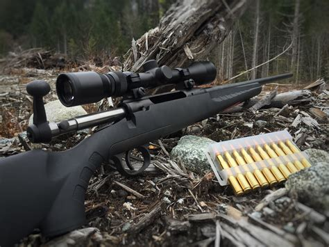 First Hunting Rifle 3006