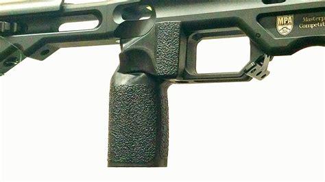 First Modern Pistol Grips