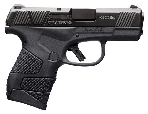 First Mossberg Handgun