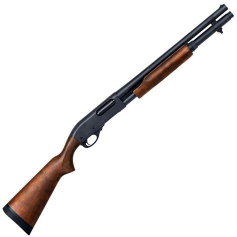 First Remington Pump Action Shotgun
