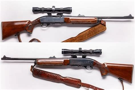 First Semi Automatic Hunting Rifle