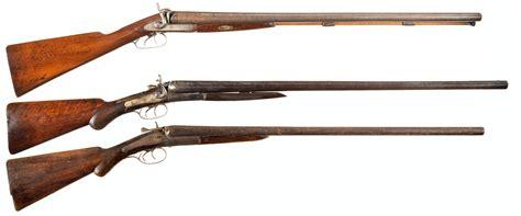 Fisher Double Barrel Shotgun