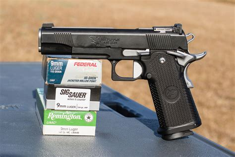 Five Best Double Stacked 9mm Handguns You Tube