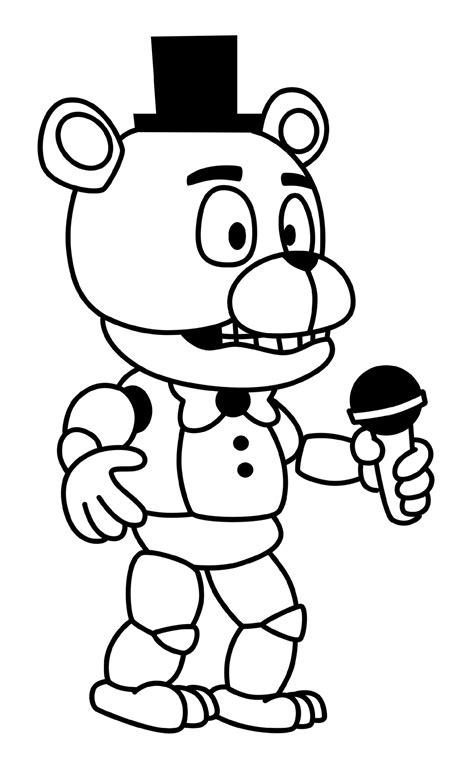Five Nights At Freddy's Malvorlagen