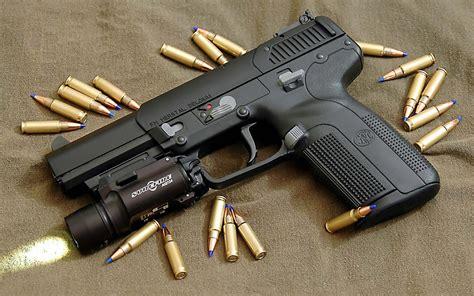 Five Seven Best Handgun