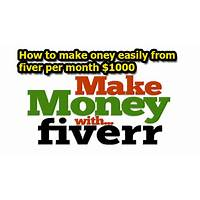 Fiver blueprint how to make money on fiverr step by step guide coupon code