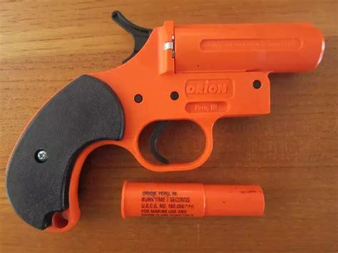 Flare Gun Shotgun Shell