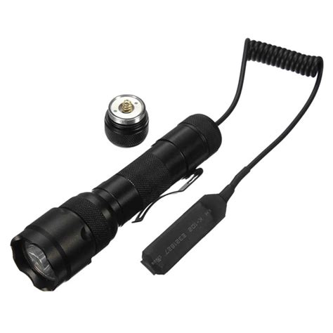 Flashlight With Remote Pressure Switch Reviews Online