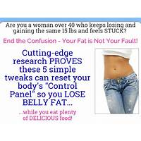 Flat belly breakthrough female fat loss over 40 promotional code