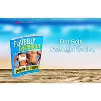 Flat belly overnight online tutorial