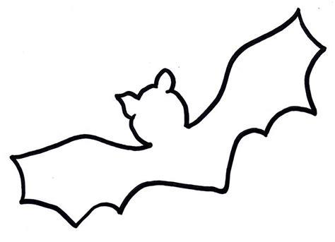 Fledermaus Halloween Malvorlage