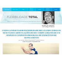 Flexibilidade total (new joey atlas' program in portuguese) free tutorials