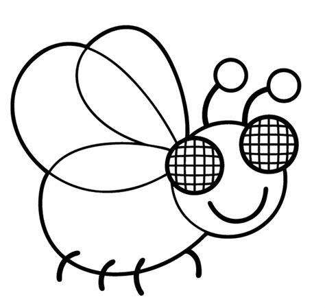 Fliege Malvorlage
